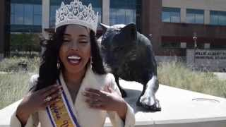 Vote Ashlee Elouise Sherman Miss PVAMU for Ebony HBCU Campus Queen 2015