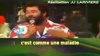 CARLOS   ROSALIE I G JJ Karaoké - Paroles