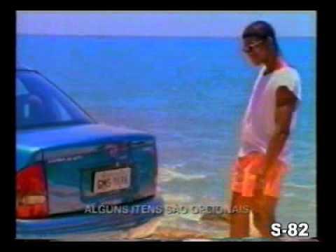 PROPAGANDA COMERCIAL GM CHEVROLET OPEL CORSA SEDAN GLS 1995 BRASIL BRAZIL
