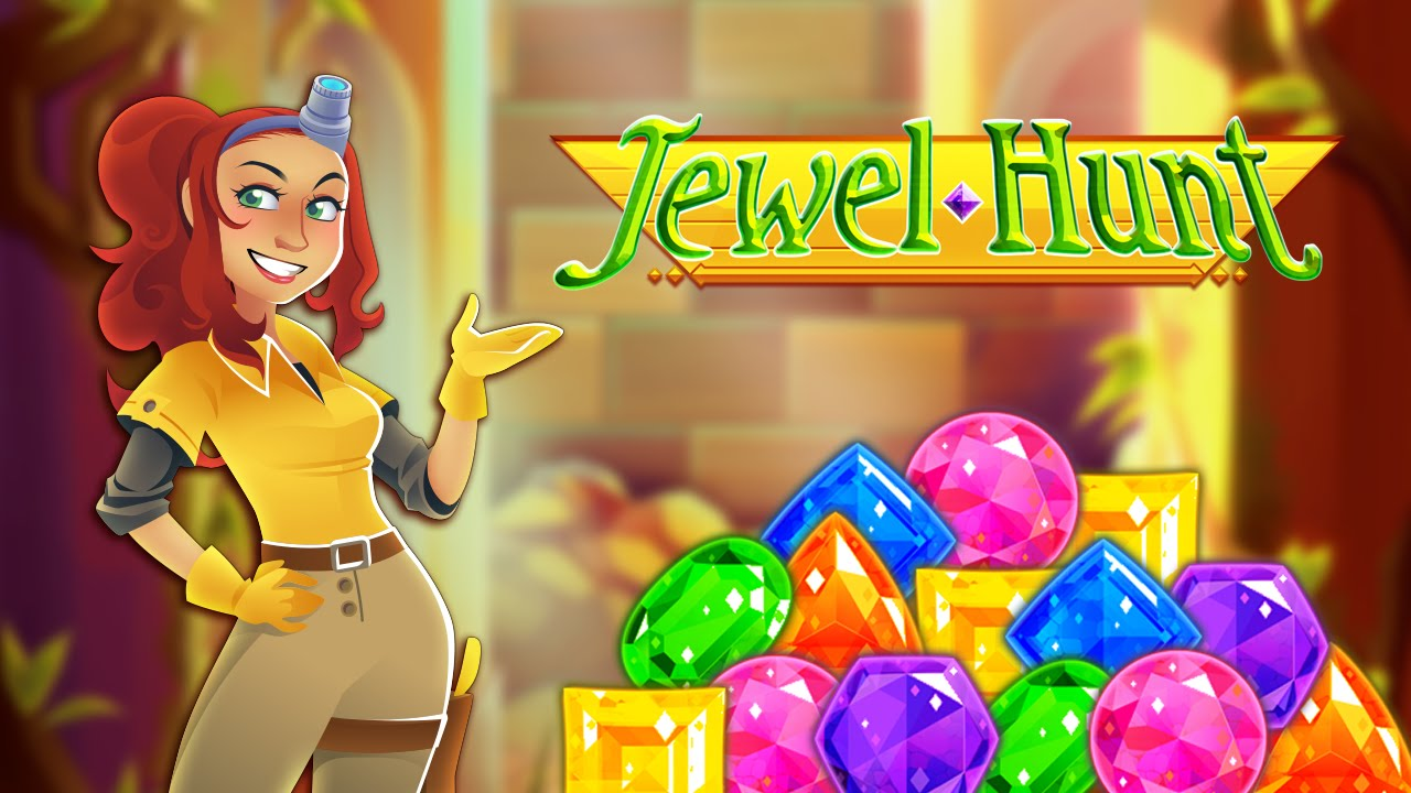 Jewel Hunt Game