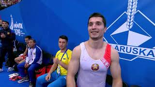 REPLAY - 2019 European Games - Artistic Gymnastics Apparatus Finals