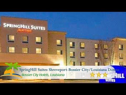 SpringHill Suites Shreveport-Bossier City/Louisiana Downs - Bossier City Hotels, Louisiana