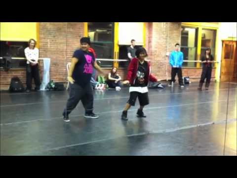 """Be My Vixen"" Choreo by Greg Baja & Suzette Sagisi"