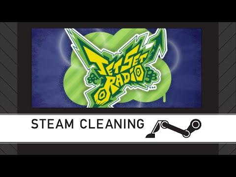 Steam Cleaning - Jet Set Radio