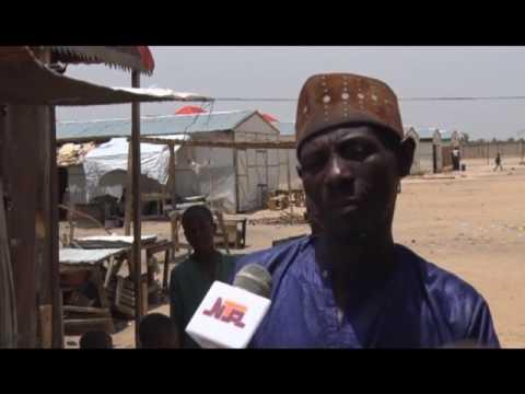 Bakasi IDP'S Camp