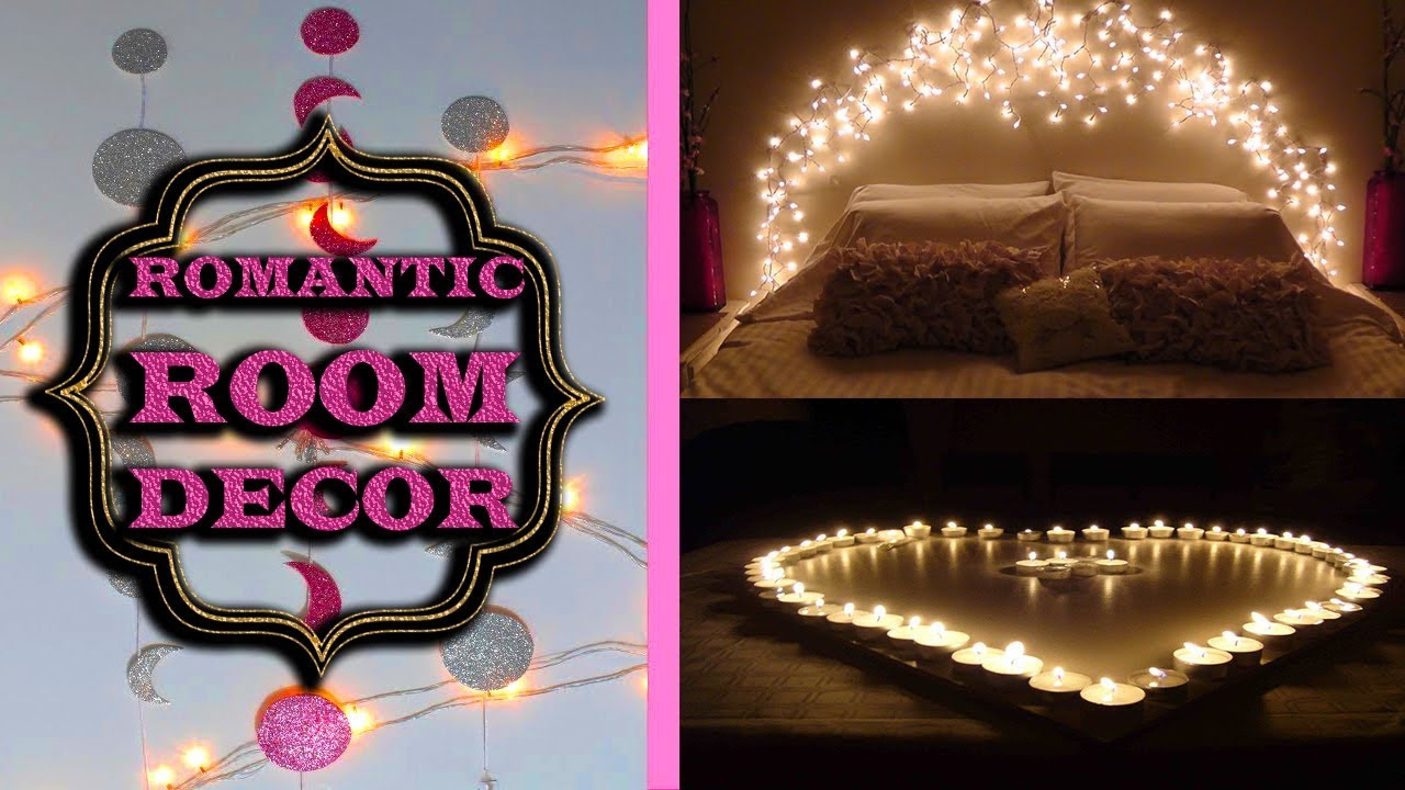 Romantic Room Decor Diy Bedroom Decoration Ideas Home