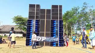 DP Audio cek sound dj alphi bouringan
