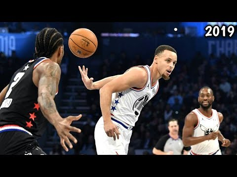 Stephen Curry IMPOSSIBLE ASSIST Compilation [HD]