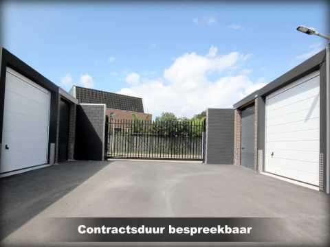 Garage Huren Enschede : Garageboxen enschede youtube