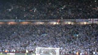 Aston Villa Vs Blackburn Carling Cup Semi Final