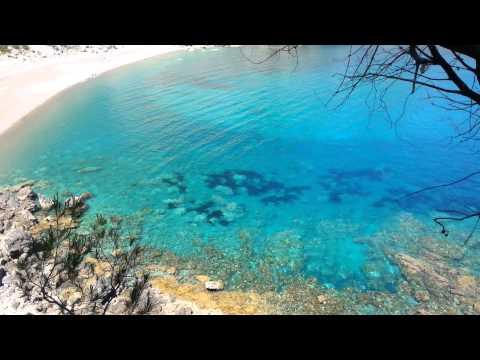 Coll Baix ein unberührter Strand in Alcudia