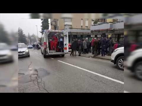 Ora News -  Itali, arrestohet autori që alarmoi një qytet të tërë me armë
