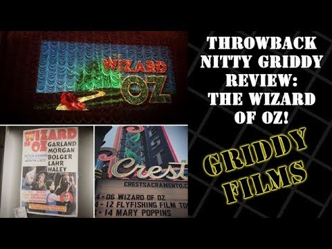 The Wizard of Oz Throwback Nitty Griddy Review and Analysis