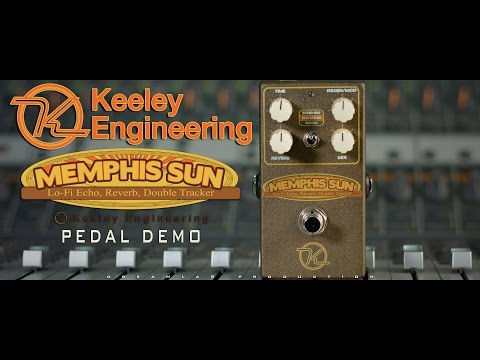 Review Demo Keeley Electronics Me 8 Multi Echo Doovi