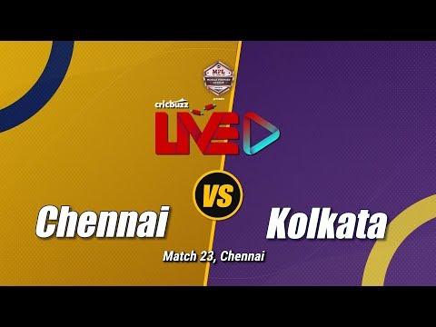 cricbuzz-live:-match-23,-chennai-v-kolkata,-pre-match-show