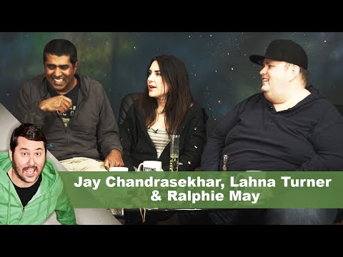 Jay Chandrasekhar, Lahna Turner, & Ralphie May  Getting Doug with High