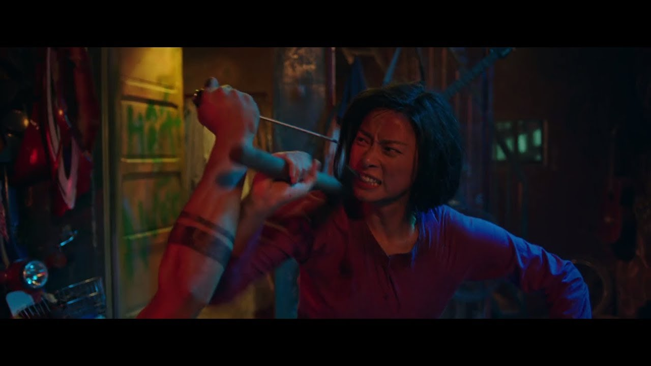 Download Furie (2019) - Veronica Ngo vs Man - House Fight Scene (1080p)