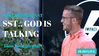 Jongerendienst | Sst.. God is talking | 07-06-2020 | Theo Vreugdenhil