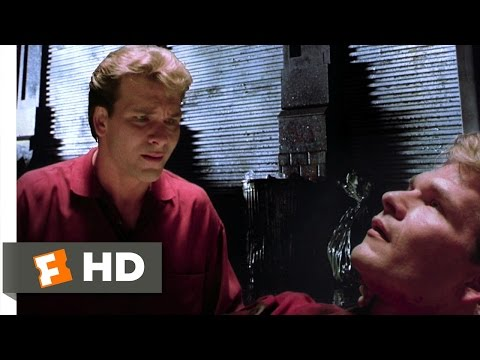 Ghost (2/10) Movie CLIP - After the End (1990) HD