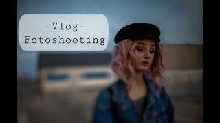 Photo Shooting Vlog //