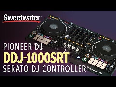 Pioneer DJ DDJ-1000SRT Serato DJ Controller Overview