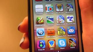 What's On My iPhone 5 Thumbnail