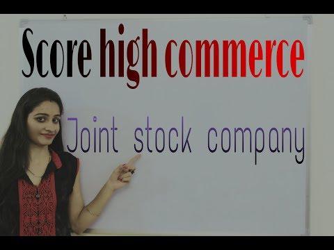 joint stock company I Class 11th I business study I