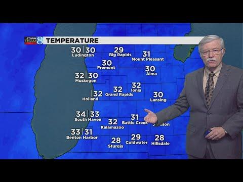 Storm Team 8 forecast: 6 p.m. 112217