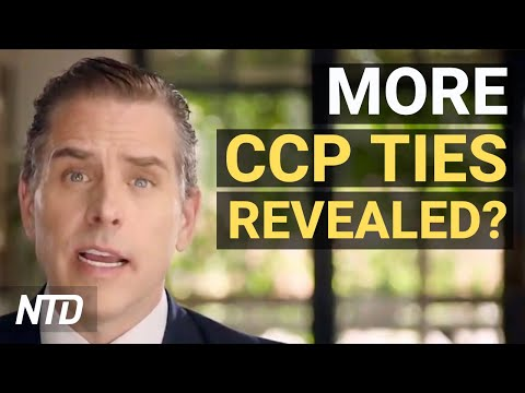 Hunter Biden tied to White House-CCP meeting: report; Google censorship exposed   NTD