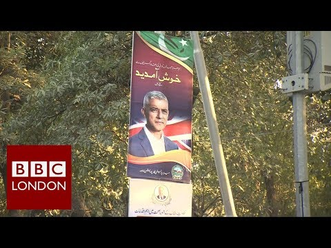 The Mayor of London in Islamabad – BBC London News