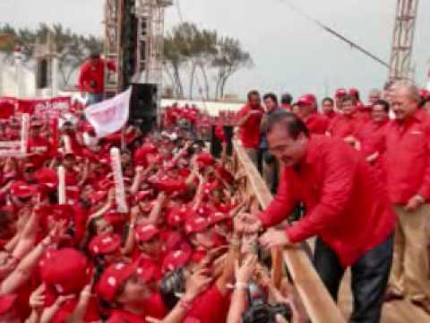 Los Flamer´s - Javier Duarte Gobernador