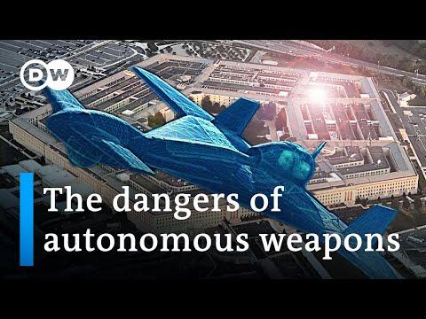 How AI is driving a future of autonomous warfare | DW Analysis