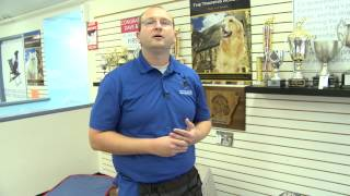 How To Crate Train Your Dog With Kennelwood Pet Resorts Trainer, Matthew Bourisaw
