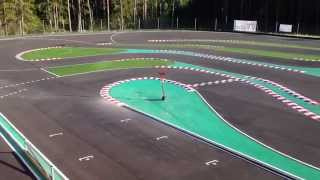 Worlds largest RC track
