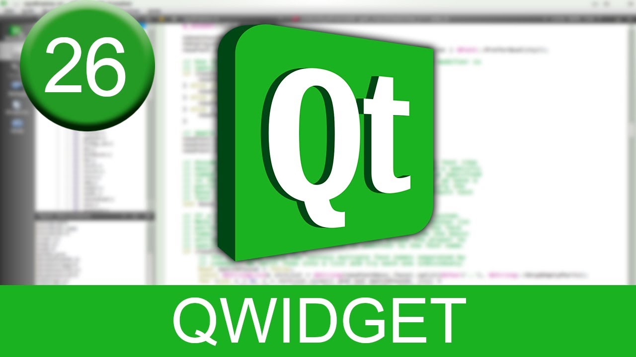 Background image qwidget - Tutorial Qt Creator Qwidget Interfaz Gr Fica De Usuario Con C