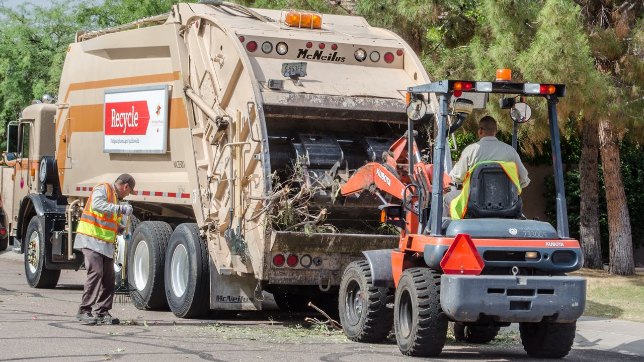 2016 Avalon Public Works Trash Schedule