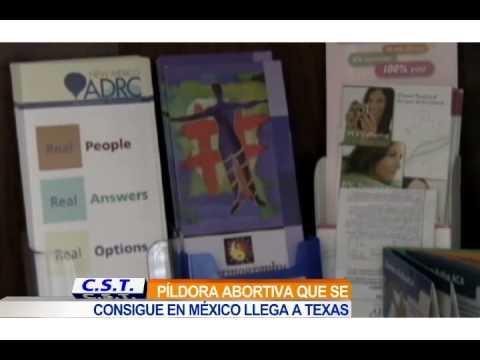 Píldora capaz de inducir abortos espontáneos que se comercializa en México llega a Texas