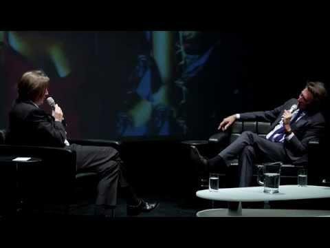 Bryan Ferry & Michael Bracewell - Museum Of Contemporary Art, Chicago