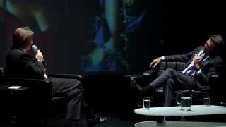 Bryan Ferry & Michael Bracewell - Museum Of Contemporary Art, Chicago