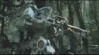 AVP Jurassic Park Terminator Avatar rock with Halo mix
