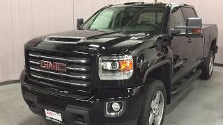 2018 GMC Sierra 2500HD All Terrain Crew Cab Diesel Hard Tonneau Power Pedals Oshawa ON Stock #180165