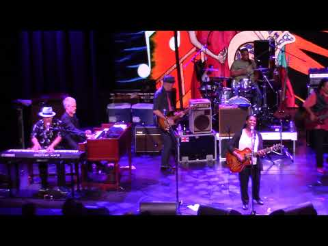 Ruthie Foster Quintet W/Mitch Woods- Singing The Blues- LRBC 29