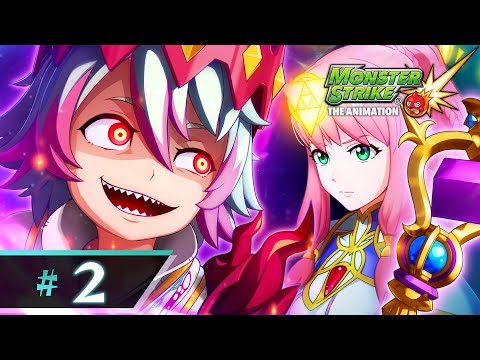 [Apocalypse Episode  2] Monster Strike The Animation Official (English Sub) [Full HD]