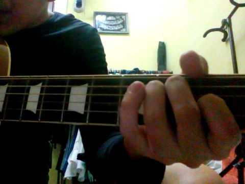 Ronnie Hussein - Menanti Janji [cover] [chord]