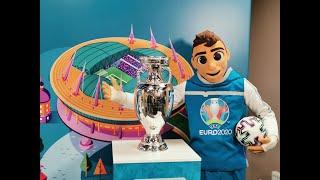 100 дней до старта ЕВРО 2020