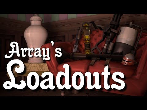 Download Youtube: ArraySeven: My Favorite Loadouts