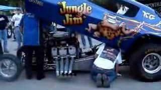 Jungle jim funny car texas