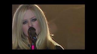 Avril Lavigne - When You're Gone (Live 2007)