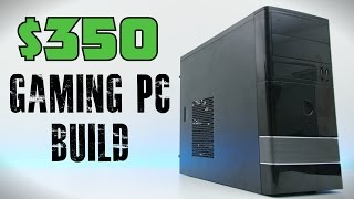 Video $350 Gaming PC Build - February download MP3, 3GP, MP4, WEBM, AVI, FLV Mei 2018