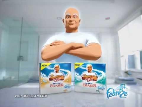 ellen sirot stars in mr clean commercial directed by michael somoroff